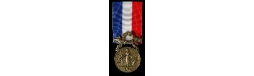 Courage et devouement - Bronze