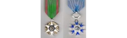 Médailles des Ordres
