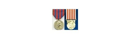 Médailles Commémoratives et d'Honneur