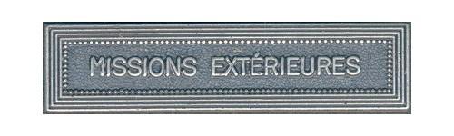 Agrafes - Barrettes - Insignes