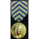 Reconnaissance de la nation - Ordonnance bronze (recto)