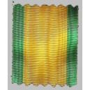 Medailles Militaire - Coupe de ruban de 4 cm de long sur 3.7 cm de large
