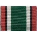 Arabie Saoudite - Commémorative de la Guerre 1990-1991 - Coupe de ruban de 40 x 37 mm pour créer votre barette