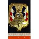 Insigne Porte Drapeau 10 ans - Ordonnance