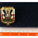 Insigne Porte Drapeau - Reduction 10 ANS