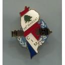 Pin s COLLECTION LIBAN 56eme mandat-12E RA CIM