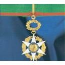 Mérite agricole - ordre commandeur - ordonnance vermeil