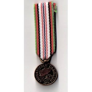 AFGHANISTAN  CAMPAIGN MEDAL US REDUCTION