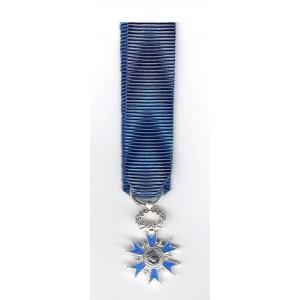 Ordre National du Mérite - Chevalier - Réduction Argent