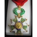 Ordonnance vermeil - Légion d'honneur - Officier