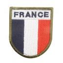 ECUSSON DE BRAS FRANCE (hauteur 73mm)