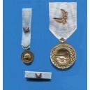 Prix Nobel de la Paix 1988 (Vente soumise a conditions)
